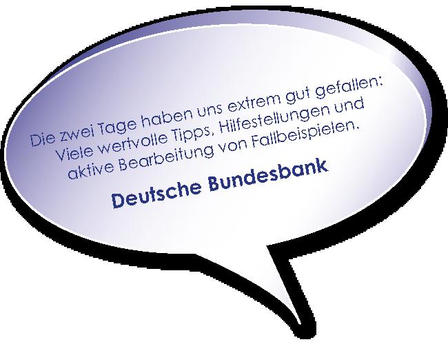 Training Projektmarketing Melters und Partner mit Deutsche Bank mit Melters und Partner
