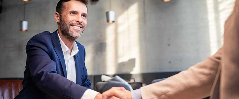 Kundenstimmen für Melters und Partner