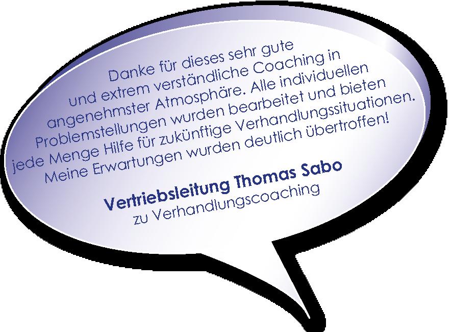 Testimonial der Vertriebsleitung von Thomas Sabo zum Verhandlungscoaching mit Melters und Partner